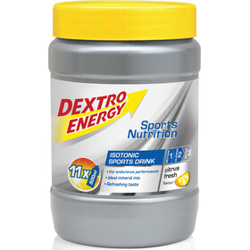 Dextro Energy Isotonic Sports Drink Sports Nutrition Citrus Fresh 440g